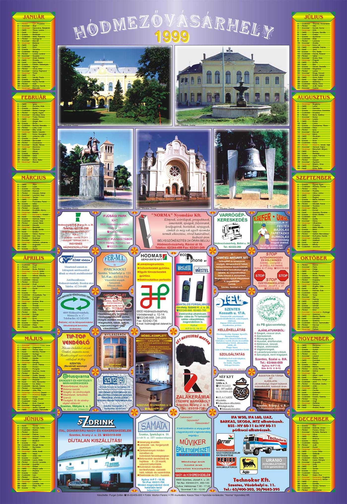 04-Hodmezovasarhely1999Falinaptar-1998