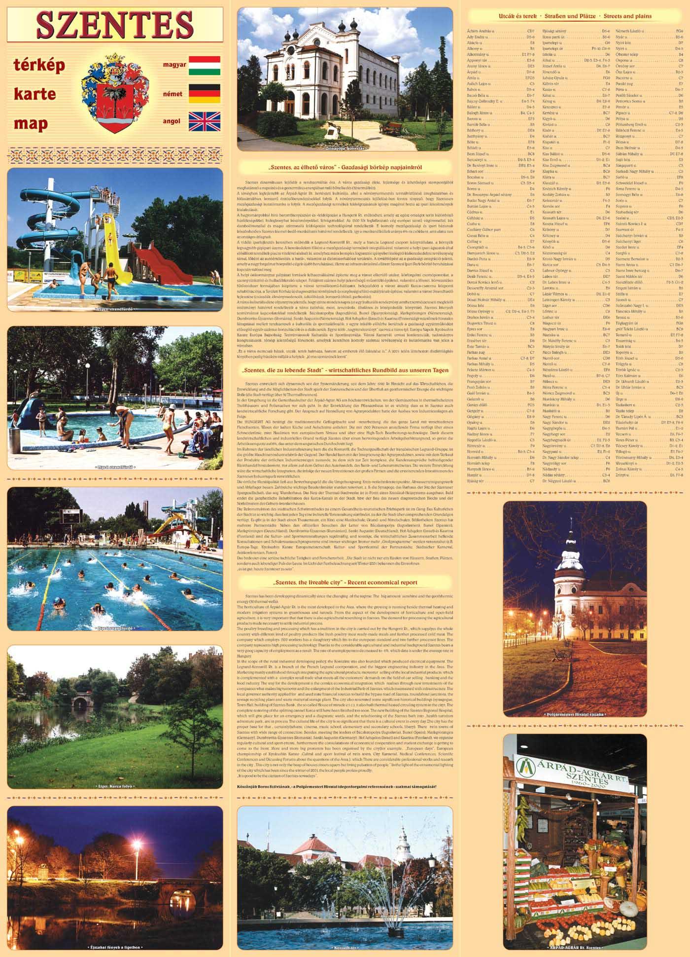 22-SzentesTerkepHajtogatott-2003-2.oldal