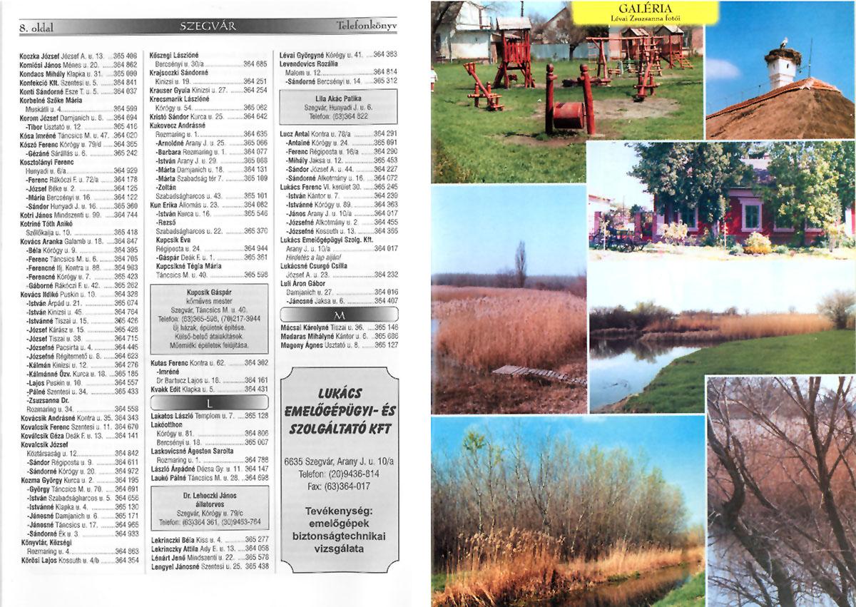 52-SzegvarInformaciosKiadvany2001-08-09
