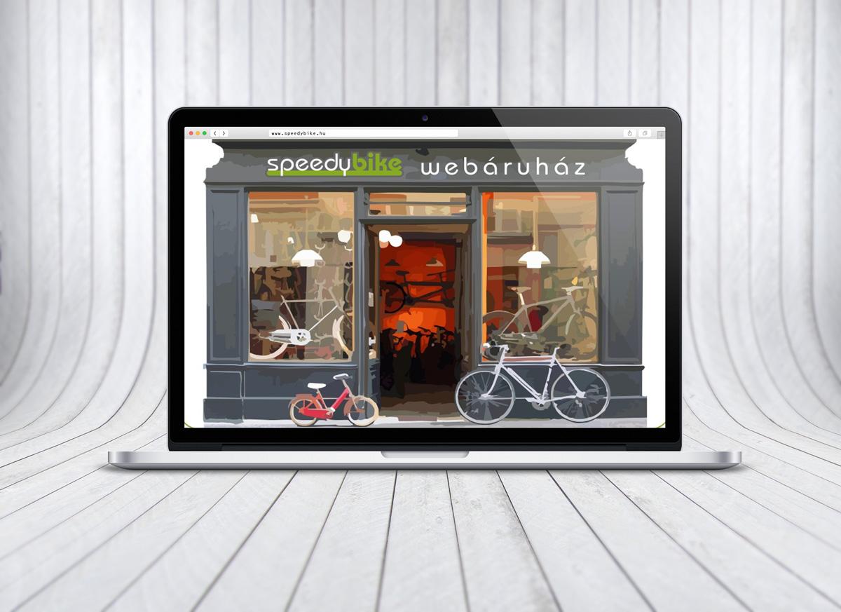 SpeedybikeWebaruhaz